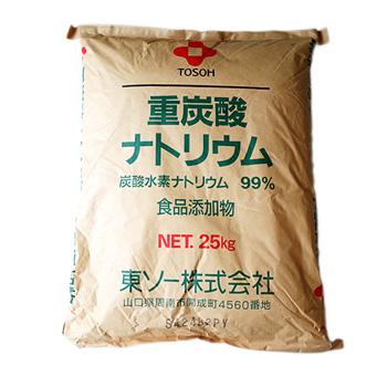 《値引き対象外》 重曹 25kg 食品添加物 (東北~中国・四国)★送料込★