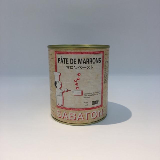 サバトンマロンペースト 1kg