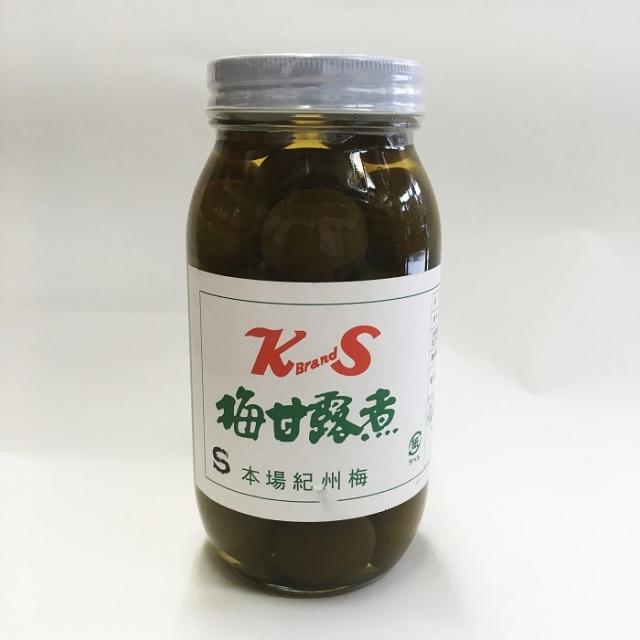 梅甘露煮 S 900g