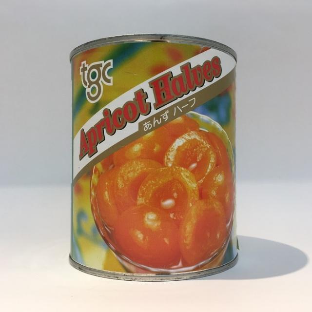 天狗 アンズ缶詰 2号缶