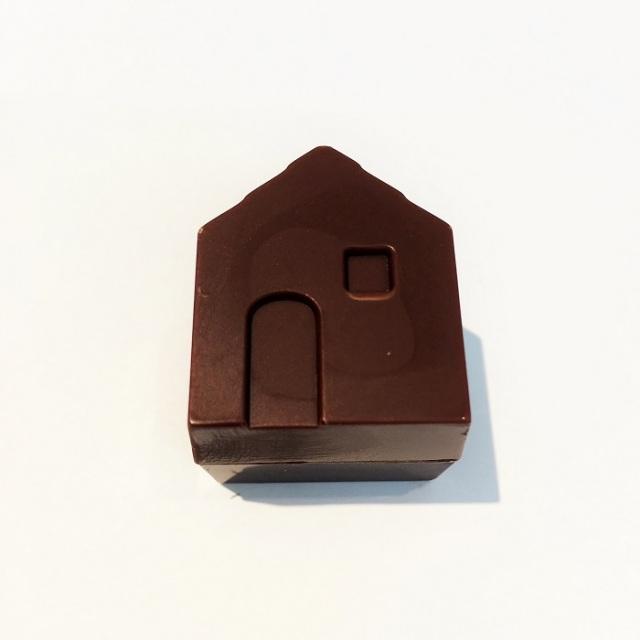 【チョコレートオーナメント】 小さいおうち 1個