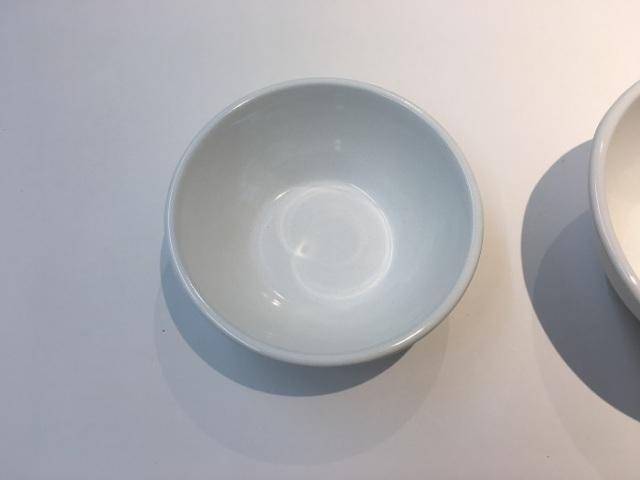 ホワイトホーローボール 12cm
