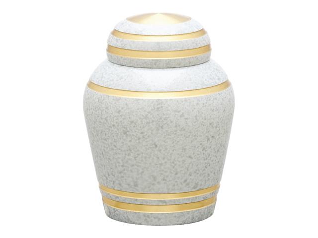 ミニ骨壺 フロストホワイト