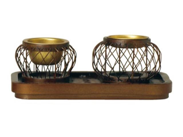 仏飯器茶湯器