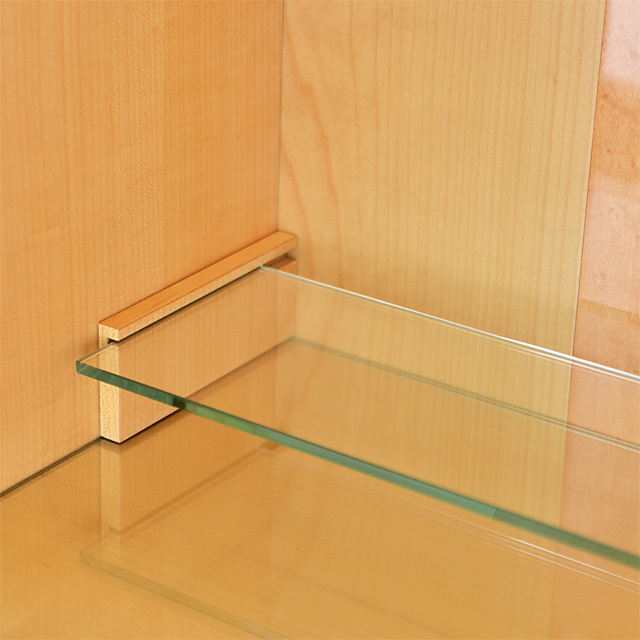 ガラス須弥壇