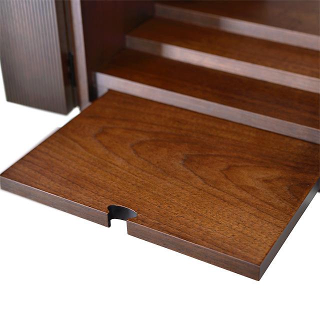 スライド式仏具板