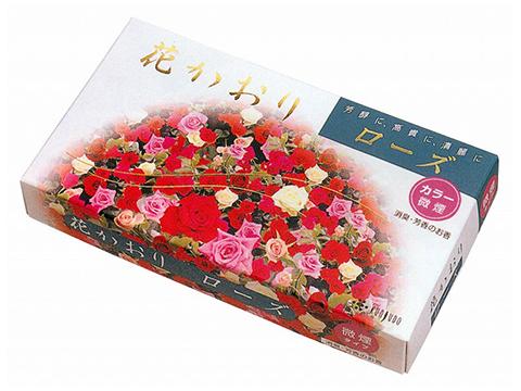 花かおり・ローズ・微煙