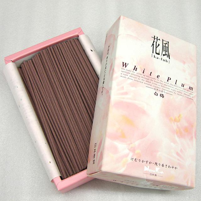 自然の香り 花風(かふう) 白梅