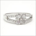 【即日発送可!煌めく高品質ダイヤモンドが魅力的♪】 プラチナ900 ダイヤモンド リング RPT022SBIH