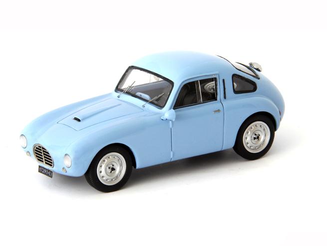 Auto Cult/オートカルト Bizzarini Machinetta 500 1952 ライトブルー