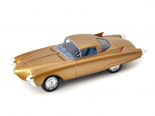 Auto Cult/オートカルト Oldsmobile Golden Rocket Concept 1956年 アメリカ gold