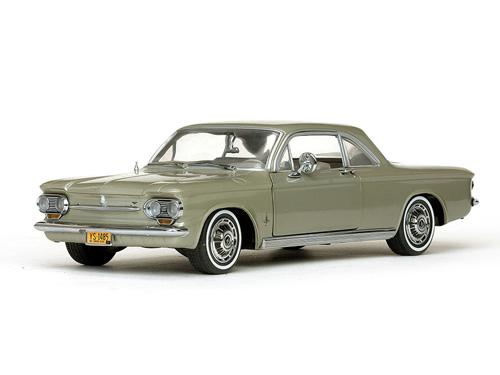 SunStar/サンスター シボレー コルヴェア クーペ 1963 オータムゴールド