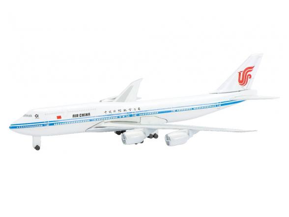 Schuco Aviation B747-8i エアチャイナ