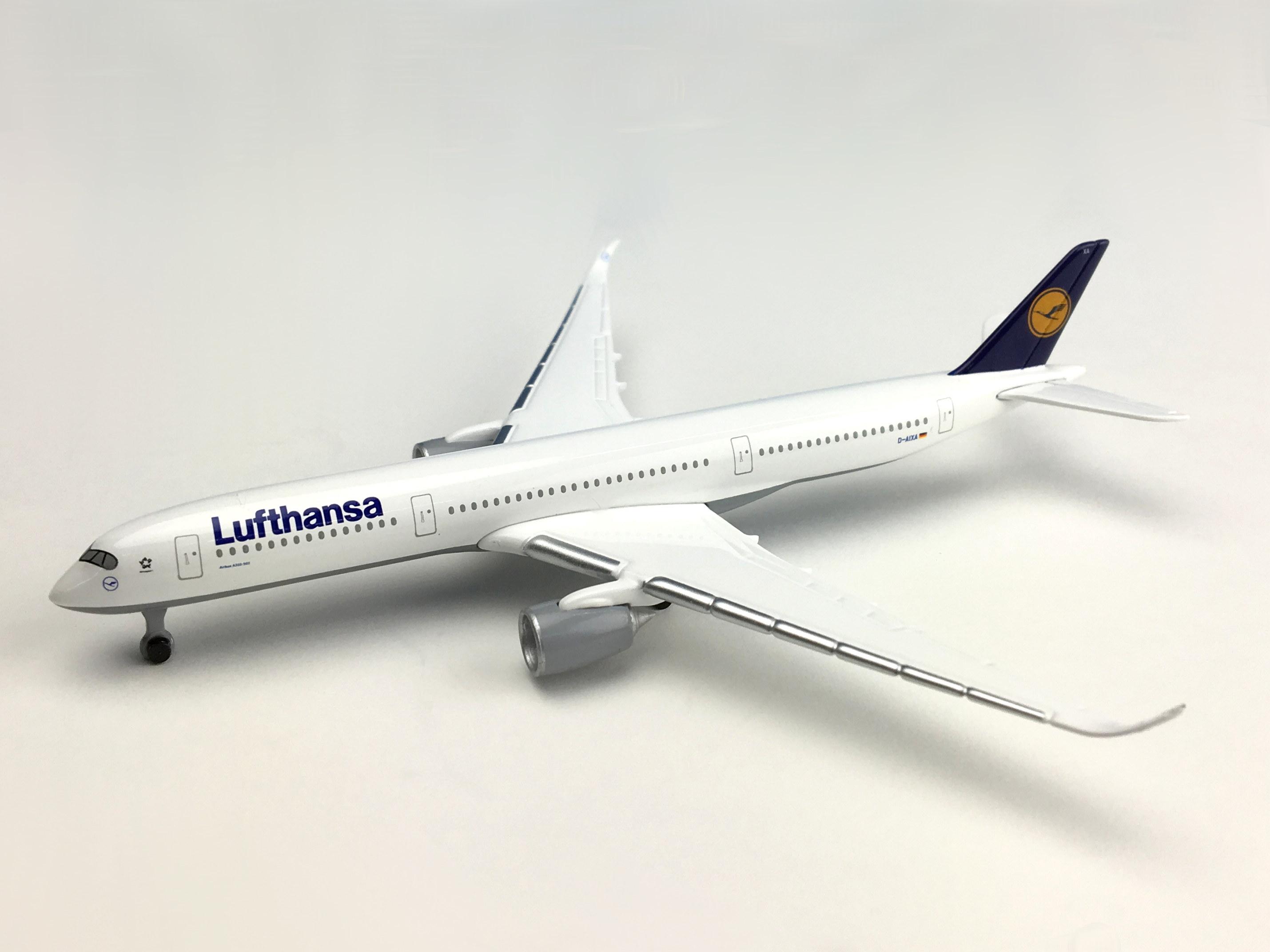 Schuco Aviation A350-900 ルフトハンザドイツ航空