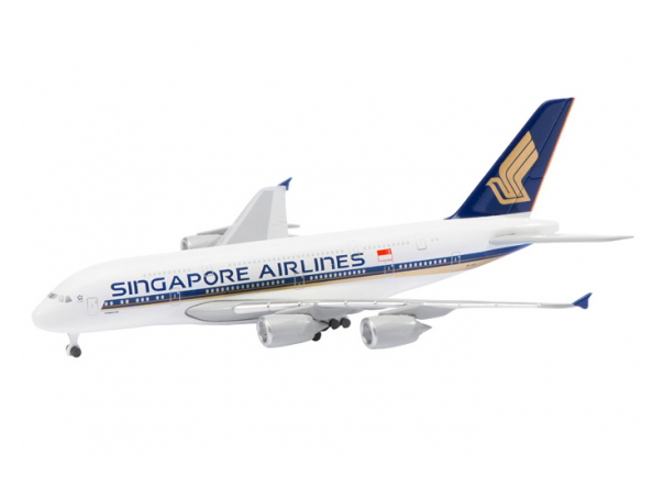 Schuco Aviation A380-800 シンガポール航空