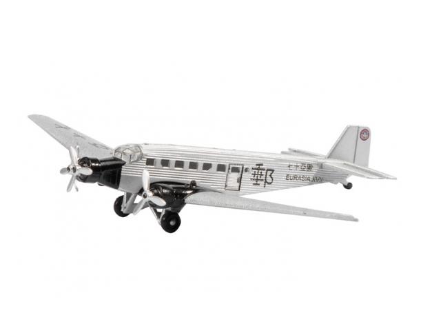 Schuco Aviation ユンカース Ju-52 DDL ユーラシア航空