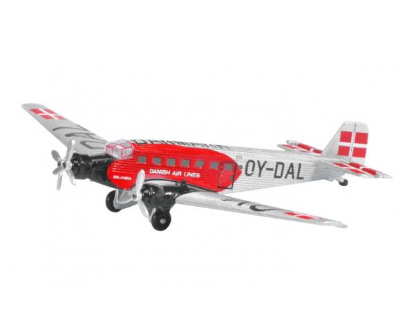 Schuco Aviation ユンカース Ju-52 DDL デンマーク航空