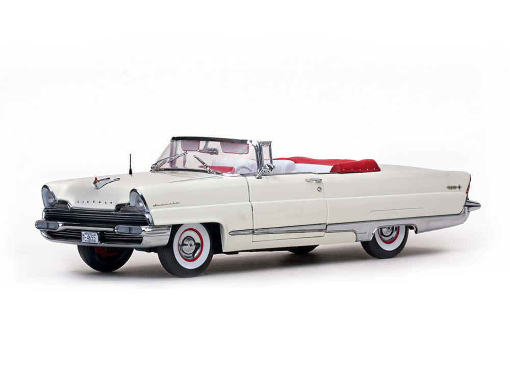 SunStar/サンスター リンカーン プレミア オープン コンバーチブル 1956 コロニアル ホワイト