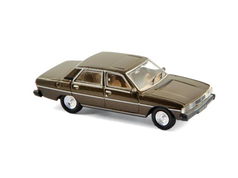 NOREV/ノレブ プジョー 604 SL  1976 サンタルブラウン 4台セット