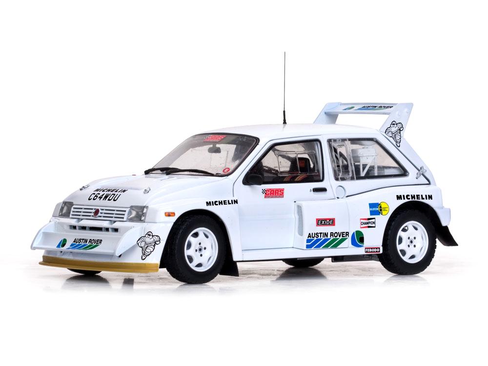 SunStar/サンスター MG メトロ 6R4 - テストカー アイルトン セナ