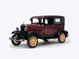 SunStar/サンスター フォード モデル A 1931 Tudor ルべライト レッド