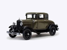 SunStar/サンスター フォード モデル A クーペ 1931 オリーブブラウン