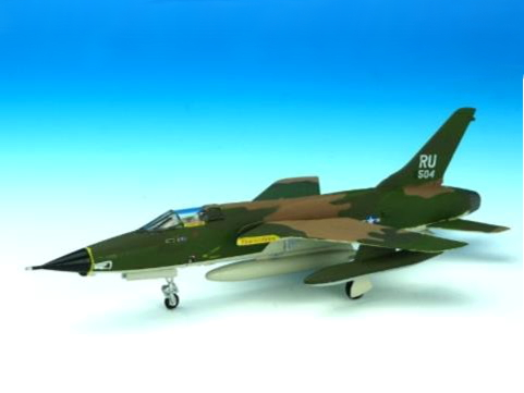"Avioni-X F-105D サンダーチーフ 355TFW 357TFS ""MEMPHIS BELLE II"""