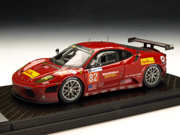 BBR/ビービーアール フェラーリ 430 GT LMGT2 10 ルマン チームRisi Competizione #82