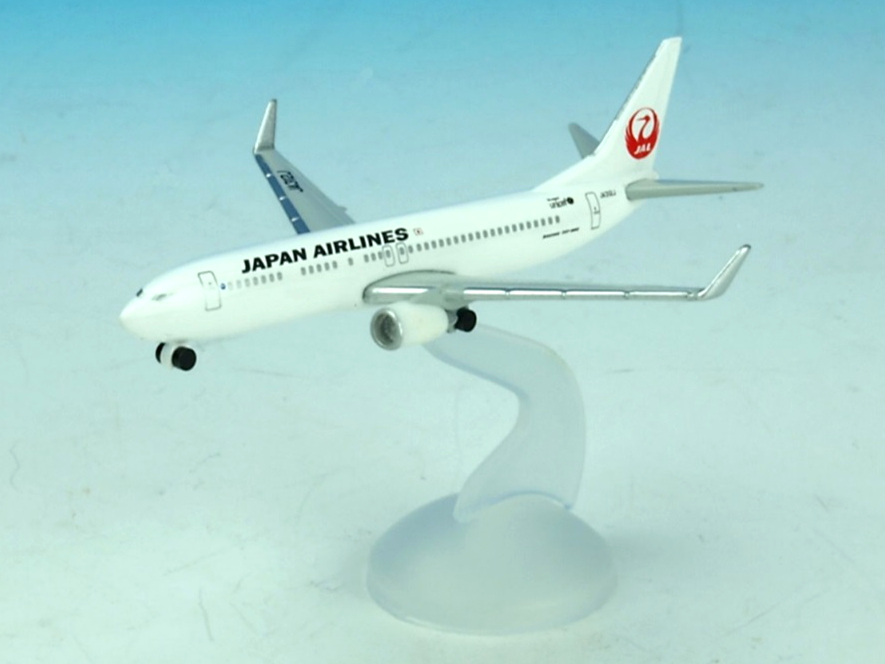 JAL/日本航空 JAL B737-800 1/600  ダイキャストモデル