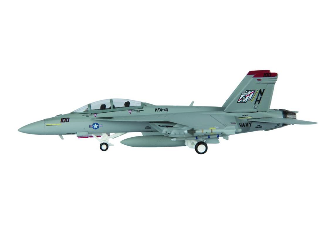 M-SERIES/エム シリーズ F/A-18F アメリカ海軍VFA-41 ブラックエイセス CAG