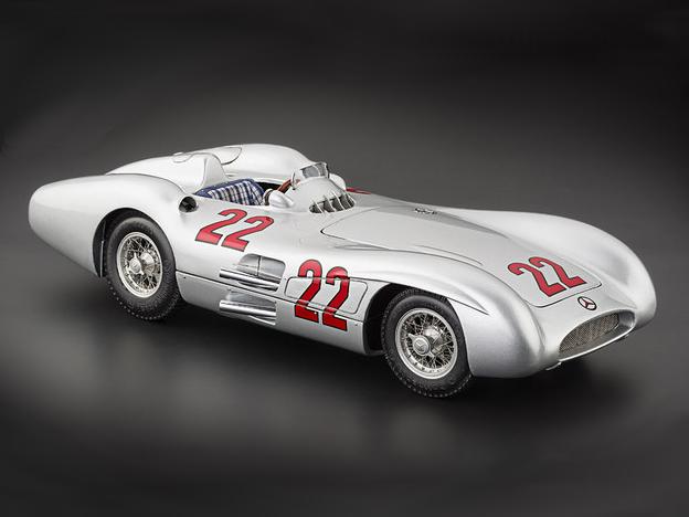 CMC/シーエムシー メルセデス・ベンツ W196R ストリームライナー 54 フランスGP #22 限定1000台