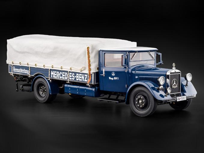 CMC/シーエムシー メルセデス・ベンツ LKW レーシングトランスポーター LO 2750 1934-1938