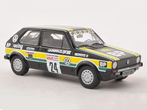 NEO/ネオ VW ゴルフ Gr.1 BP Dezarnaud Sport 1980年Rallye des 1000 Pistes #24