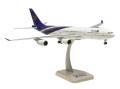 HoganWings/ホーガンウイングス A340-500 タイ国際航空 ランディングギア・スタンド付属