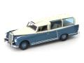 Auto Cult/オートカルト Mercedes-Benz Test car 1960 ブルー/ホワイト