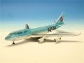 sky400 sky500 B747-400 大韓航空 Passionate Wings to Culture