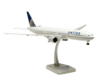 HoganWings/ホーガンウイングス B777-300ER ユナイテッド航空 ランディングギア/スタンド付属