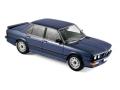 NOREV/ノレブ BMW M535i 1987 ブルー メタリック