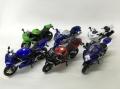 MAISTO/マイスト JAPAN モーターサイクル 6種アソート