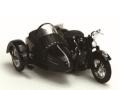 MAISTO/マイスト ハーレーダヴィッドソン 1948 FLパンヘッドサービスカー