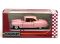 KiNSMART/キンスマート プルバックカー キャデラック シリーズ62 クーペ ピンク