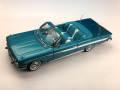 SunStar/サンスター シボレー インパラ オープンコンバーチブル 1961 トワイライトターコイズ