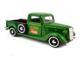 MOTORCITY CLASSICS/モーターシティクラシックス 1937 フォード ピックアップ Fountain Service グリーン