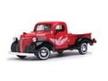 MOTORCITY CLASSICS/モーターシティクラシックス 1941 プリマス ピックアップ レッド