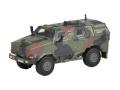 Schuco/シュコー ディンゴ I 全面防弾車両 ドイツ連邦軍 カモフラージュグリーン