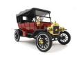 MOTORCITY CLASSICS/モーターシティクラシックス フォード モデル T ツーリング ソフトトップ 1915 ルビーレッド
