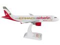 HoganWings/ホーガンウイングス A320 エア・ベルリン ランディングギアなし・スタンド付属