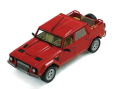 ixo/イクソ ランボルギーニ LM 002 1986 レッド