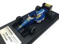 KBモデル(CPモデル) リアル ARC02 G.フォイテク 89 スペインGP #38