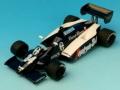 KBモデル(CPモデル) セオドール レーシング 183 1983年 #34 ジョニー・チェコット